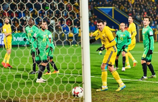 Футболист Гацкан изРостовского клуба избежал дисквалификации загрубую игру с«Анжи»